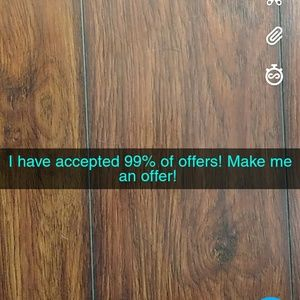 Denim - Make me an offer. I accept offers everyday!